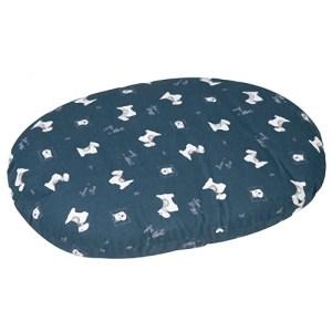 Karlie-Flamingo (КАРЛИ-ФЛАМИНГО) CUSHION SCOTT лежак-подушка для собак с водостойкой поверхностью и ZIP замком