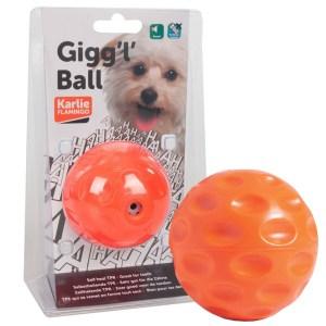 Karlie-Flamingo Gigg»L Ball КАРЛИ-ФЛАМИНГО ГИГГ»Л МЯЧ игрушка для собак