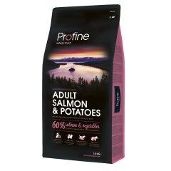 Сухой корм для взрослых собак всех пород Profine Adult Salmon 15 кг (лосось)