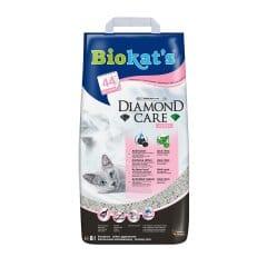 Наполнитель туалета для кошек Biokat's Diamond Fresh 8 л (бентонитовый)