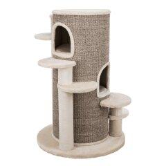 Игровые комплексы и когтеточки для кошек