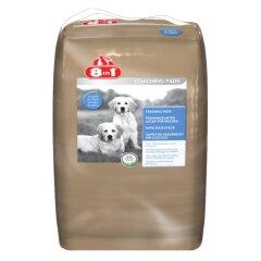 Пелёнки для собак 8in1 60 x 60 см, 30 шт. (целлюлоза)