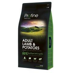 Сухой корм для взрослых собак всех пород Profine Adult Lamb 15 кг (ягненок)