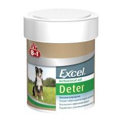 Таблетки для собак от копрофагии 8in1 Excel «Deter» 100 шт.