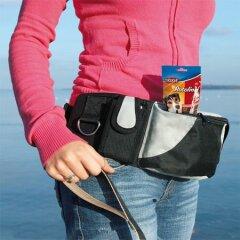 Пояс с сумками Trixie «Baggy Belt» 62-125 см (нейлон)