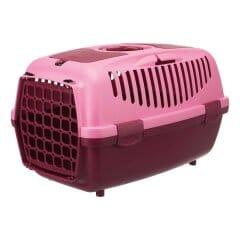 Контейнер-переноска Trixie «Capri 2» 37 x 34 x 55 см (розовая)
