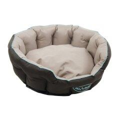 Лежак Pet Fashion «Босфор» 82 см / 65 см / 18 см (бежевый)
