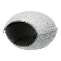 Домик Trixie «Luna» 58 x 39 x 54 см (серый)