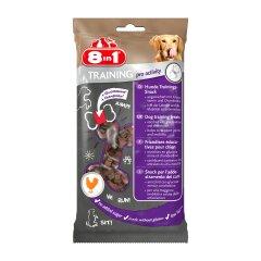 Лакомство для собак 8in1 Training Мини-косточки 100 г (для суставов)