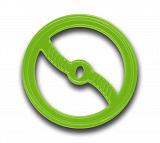 Bionic Opaque Toss-N-Tug Org Игрушка для собак Бионика Опак Тосс-Н-Таг кольцо зеленый