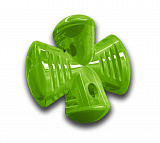 Bionic Opaque Stuffer Игрушка для собак Бионика Опак Стаффер для лакомств зеленый