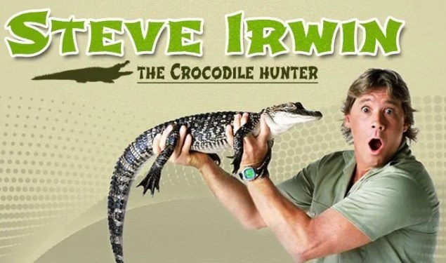 ZooFit Workout of the Day- 2/20/20: Steve Irwin