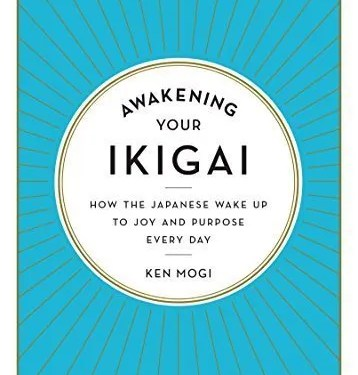 10 Books in 10 Days- Awakening Your Ikigai