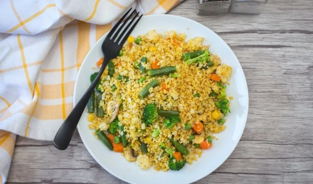 ZooFit Recipe of the Week: Because Couscous