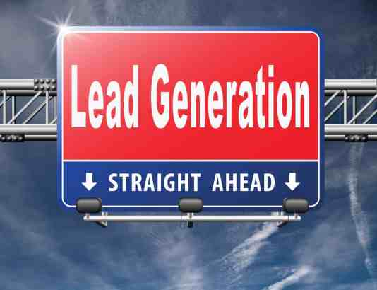 Lead generation, internet marketing for online market and commerce sales, road sign billboard...