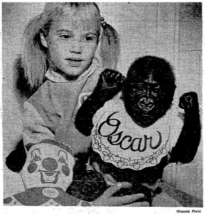 Baby Oscar, Columbus Dispatch (October 24, 1969)