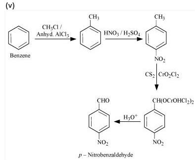 NCERT CBSE 12.14 3 Solution Compounds of Benzene.