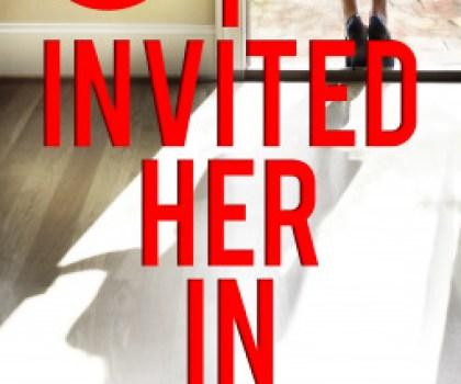 #BookReview of I Invited her in by Adele Parks @adeleparks @hqdigitaluk