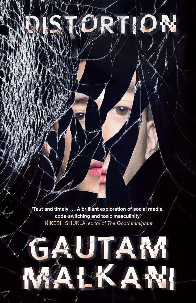 #BookReview of Distortion by Gautam Malkani @GautamMalkani @unbounders @annecater #distortion #Randomthingstours