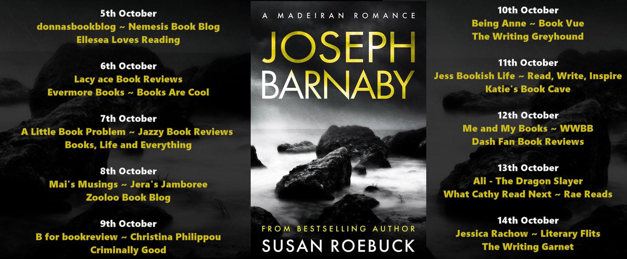 #Excerpt of Joesph Barnaby by Susan Roebuck @sueroebuck @rararesources @crookedcatbooks