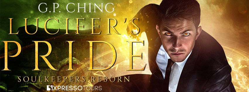#CoverReveal of  Lucifer's Pride by G.P. Ching