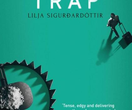 #Giveaway of Trap by Lilja Sigurdardóttir @lilja1972 @annecater @orendabooks #teamorenda #trap #reykjaviknoir