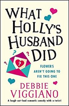 #BookReview – What Holly's husband did by Debbie Viggiano @DebbieViggiano @bookouture @nholten40