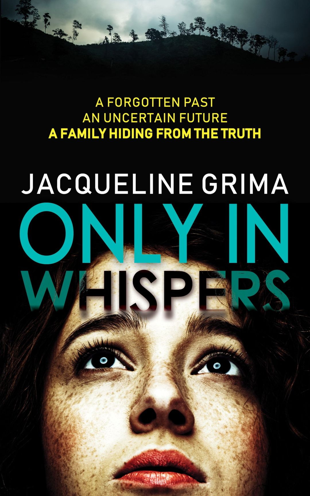 #BookReview of Only in Whispers by Jacqueline Grima @GrimaJgrima @BooksManatee @Tr4cyF3nt0n