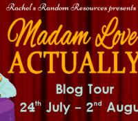 #BookReview of Madam Love, Actually by Rich Amooi @richamooi @rararesources