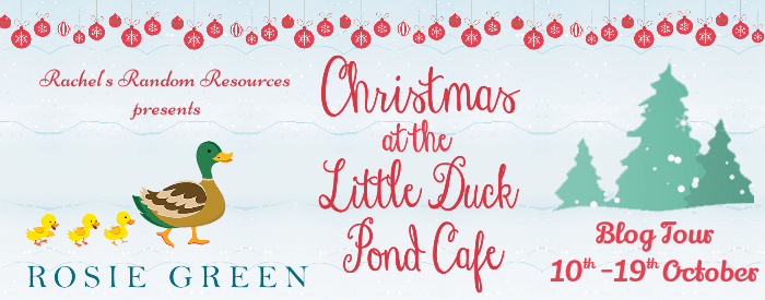 #BookReview of Christmas at the little Duck Pond Cafe by Rosie Green @Rosie_Green1988 @rararesources