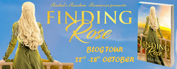 #BookBlitz of Finding Rose by Julie Ryan @julieryan18 @rararesources #giveaway