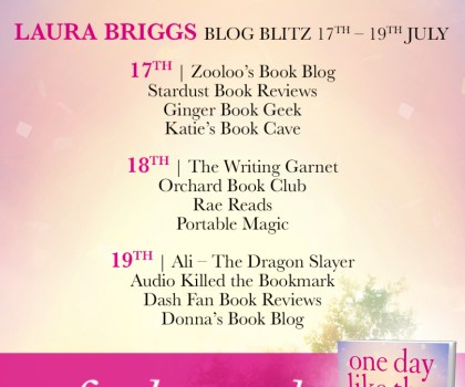 #BookReview of One day like this by Laura Briggs @PaperDollWrites @bookouture @nholten40