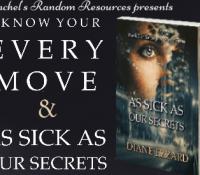#BookReview of As Sick As Our Secrets by Diane Ezzard by @diane_ezzard @rararesources