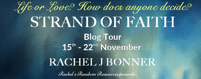 #BookReview of Strand of Faith by Rachel J. Bonner @RachelJBonner1 @rararesources #giveaway