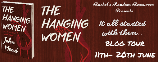 #BookReview of The Hanging Women by John Mead @johnmeadauthor @rararesources