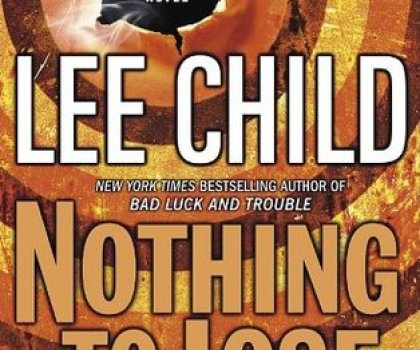 #AudiobookReview of Nothing to Lose by Lee Child