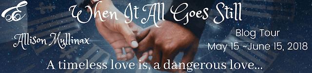 #BookReview of When it all goes still by Allison Mullinax @allsnmllnx @FierySeasPub