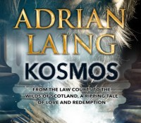 #Excerpt of Kosmos by Adrian Laing @annecater @flametreepress