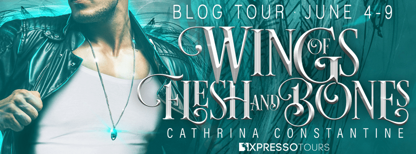 #BookReview of Wings of Flesh and Bones by Cathrina Constantine @cathconstantine @xpressotours