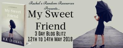 #BookReview – My Sweet Friend by H.A Leuschel @HALeuschel @rararesources
