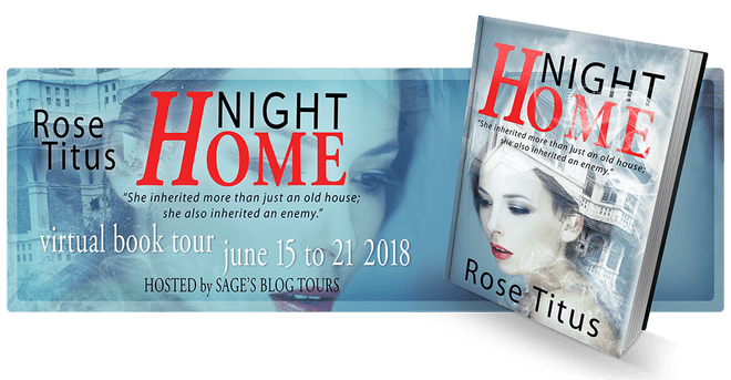 #BookReview of Night Home by Rose Titus @sagesblogtours