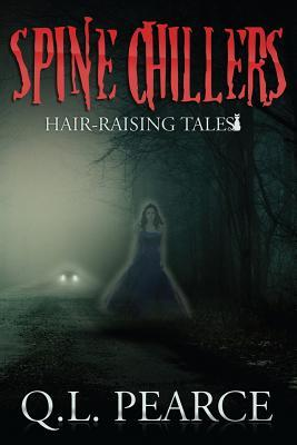 #BookReview of Spine Chillers by Q.L Pearce #booksirens