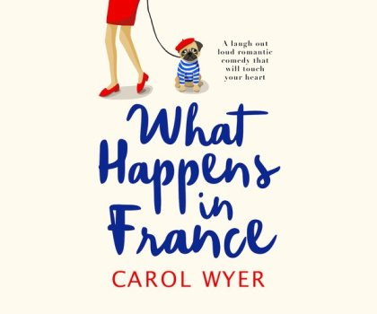#BookReview of What Happens in France by Carol E Wyer @carolewyer @canelo_co @ElliePilcher95 #whathappensinfrance