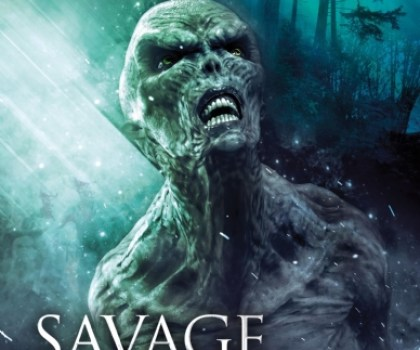 #BookReview of Savage Species by Jonathan Janz @jonathanjanz @annecater @flametreepress #RandomThingsTours