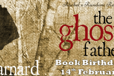 #BookReview of The Ghostly Father by Sue Barnard @AuthorSusanB @crookedcatbooks @rararesources