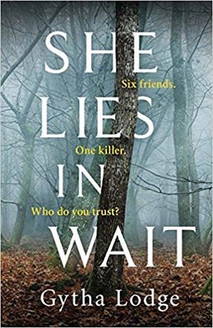 #BookReview of She Lies in Wait by Gytha Lodge @thegyth @JennyPlatt90 @MichaelJBooks #DetectiveJonahSheens #WhoDoYouTrust?