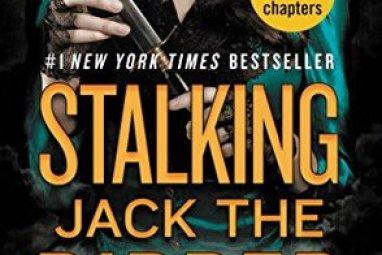 #AudiobookReview of Stalking Jack the Ripper by Kerri Maniscalco @KerriManiscalco @audibleuk @jimmy_books @nicolabarber_vo