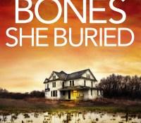 #Book Review of The Bones She Buried by Lisa Regan @Lisalregan @bookouture @nholten40 #HappyPublicationDay