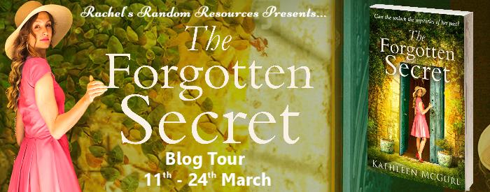 #BookReview of The Forgotten Secret by Kathleen McGurl @KathMcGurl @rararesources #netgalley