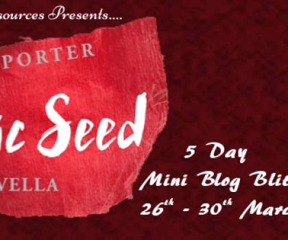 #BookReview of The Plastic Seed by Maisie Porter @eyeointment @rararesources @crookedcatbooks